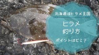 ヒラメ釣り方のポイント